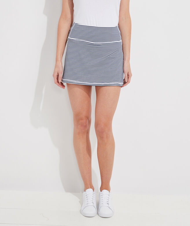 Striped Sankaty Shortie Skort