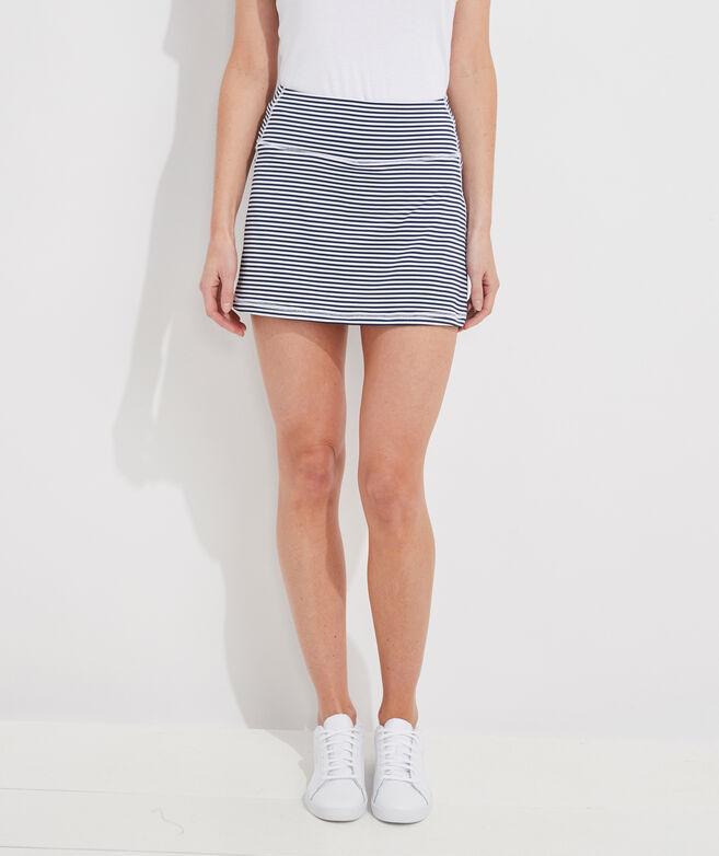 Striped Sankaty Shortie Skort