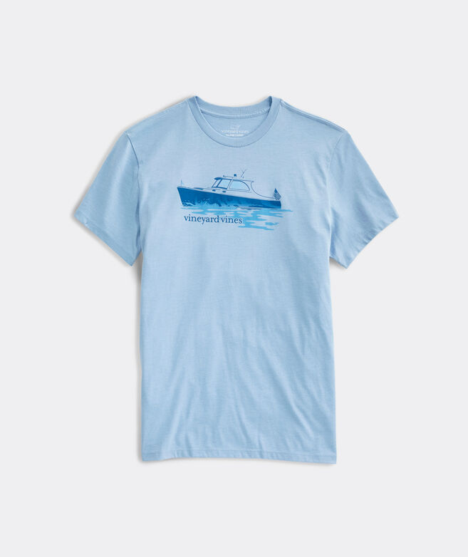 Downeast Cruiser Short-Sleeve Island Tee