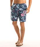 Aquatic Hibiscus Cabana Shorts