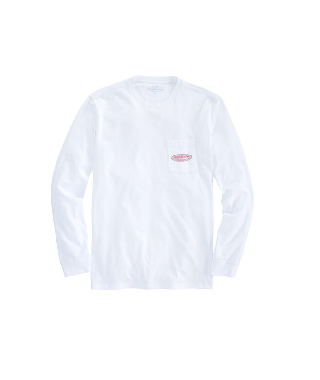 Long-Sleeve Surf Logo T-Shirt