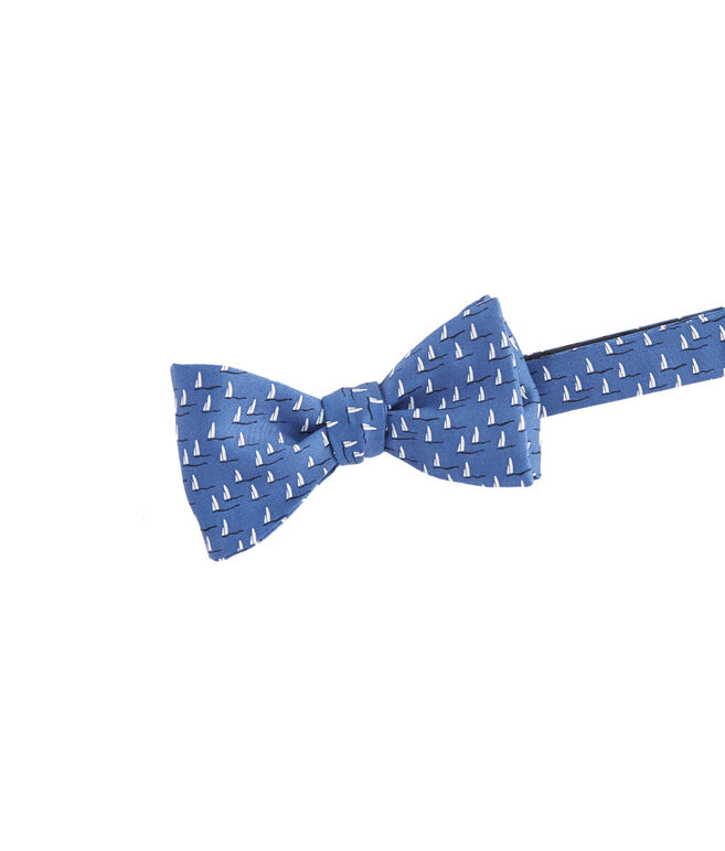 America's Cup Race Day Bow Tie