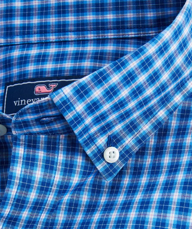 Classic Fit Mini Tartan Tucker Shirt