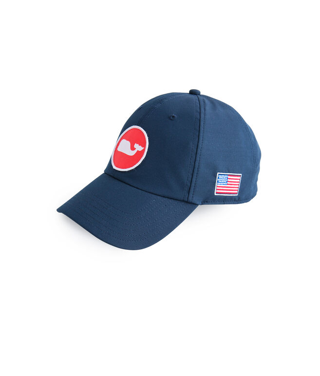 Performance Classic Whale Dot Hat