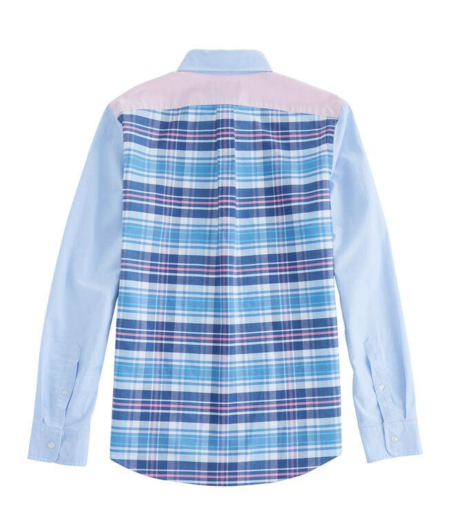 Party Oxford Slim Tucker Shirt