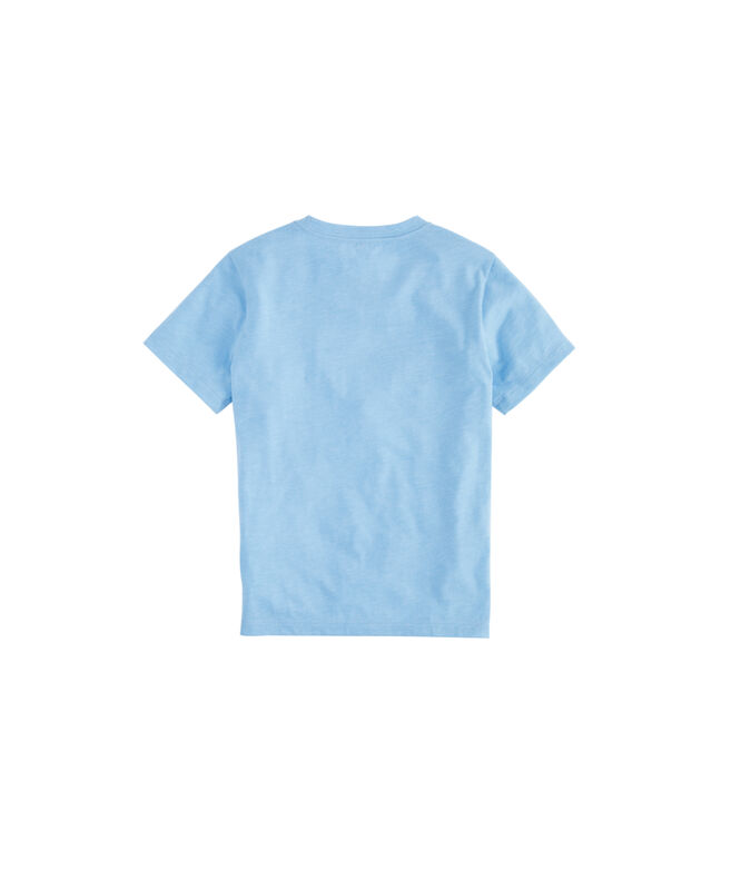 Boys Bonefish Island Ringer T-Shirt