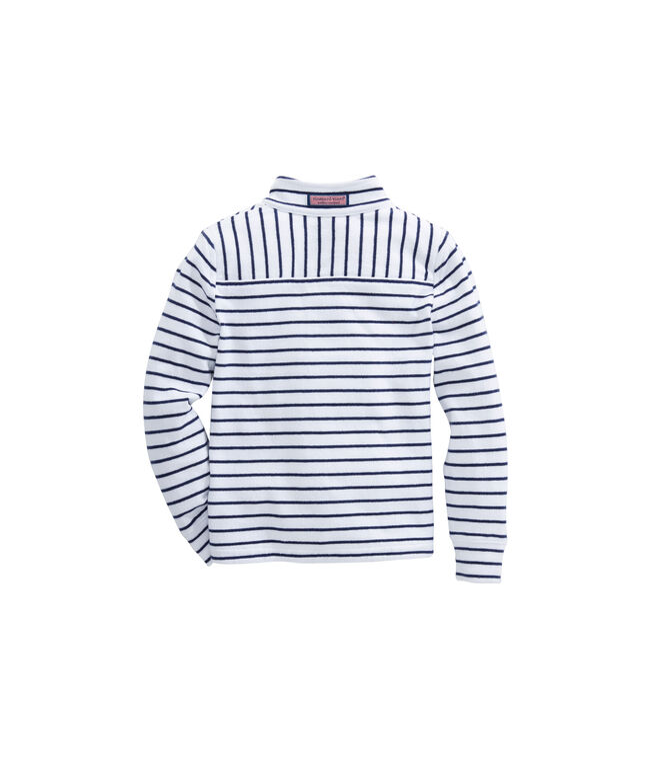 Girls Stripe Shep Shirt