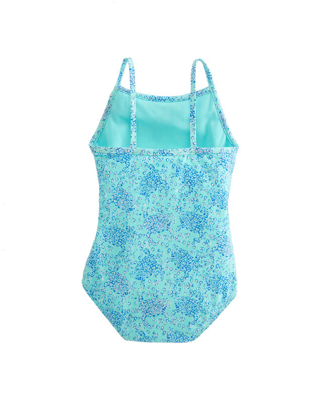 Baby Girl Sea Turtles One-Piece