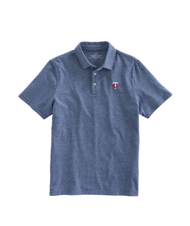 Minnesota Twins Edgartown Polo