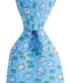 Boys Tropical Fish Tie