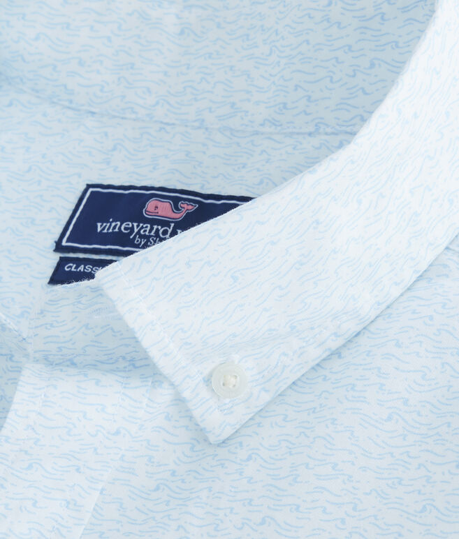Short-Sleeve Cape Codder Slim Tucker Shirt