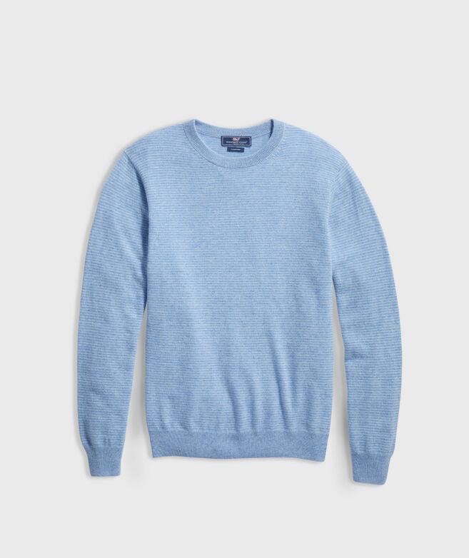 Rumrunner Cashmere Crewneck Sweater