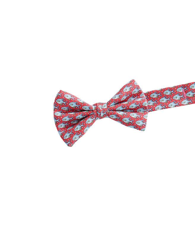Boys Permit & Bubbles Bow Tie