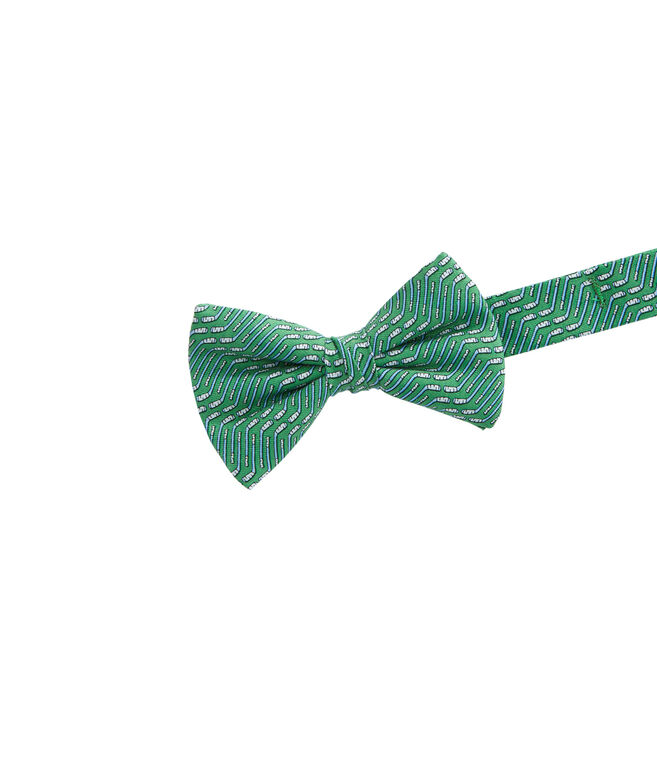 Boys Hockey Geo Bow Tie