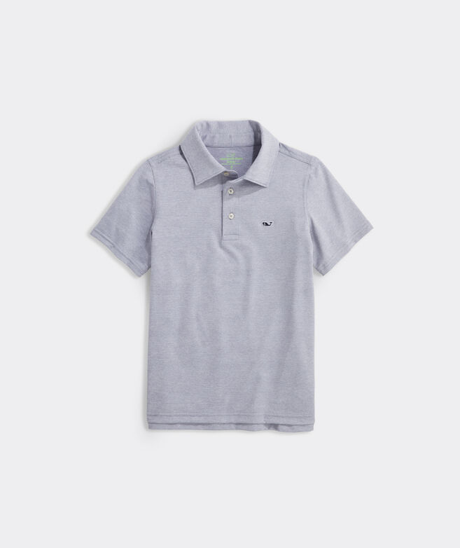 Boys' St. Jean Stripe Sankaty Polo
