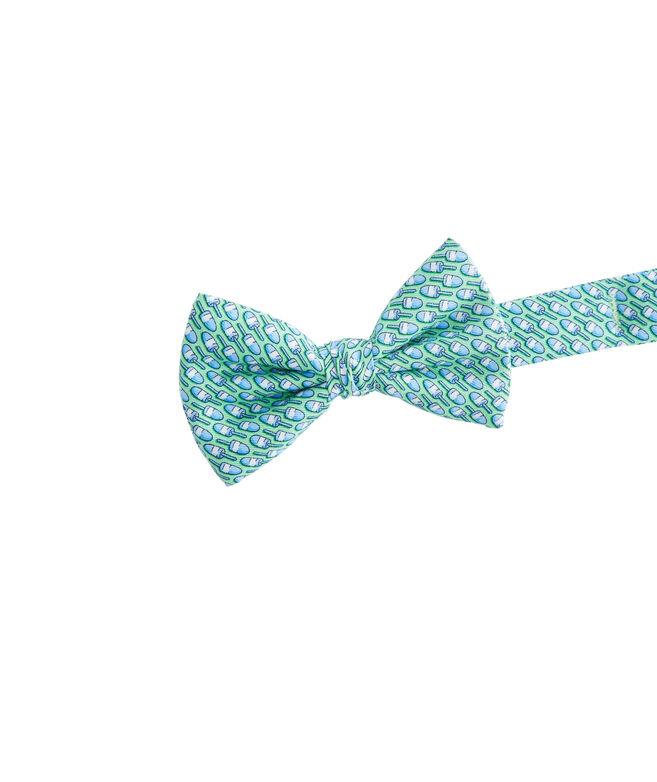 Boys Lobster Buoys Printed Bow Tie