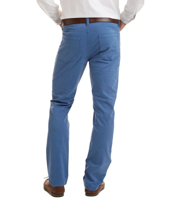 5 Pocket Moleskin Pants