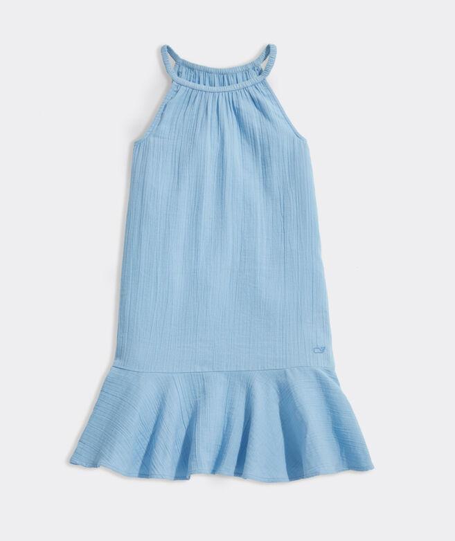 Girls' Halter Dress