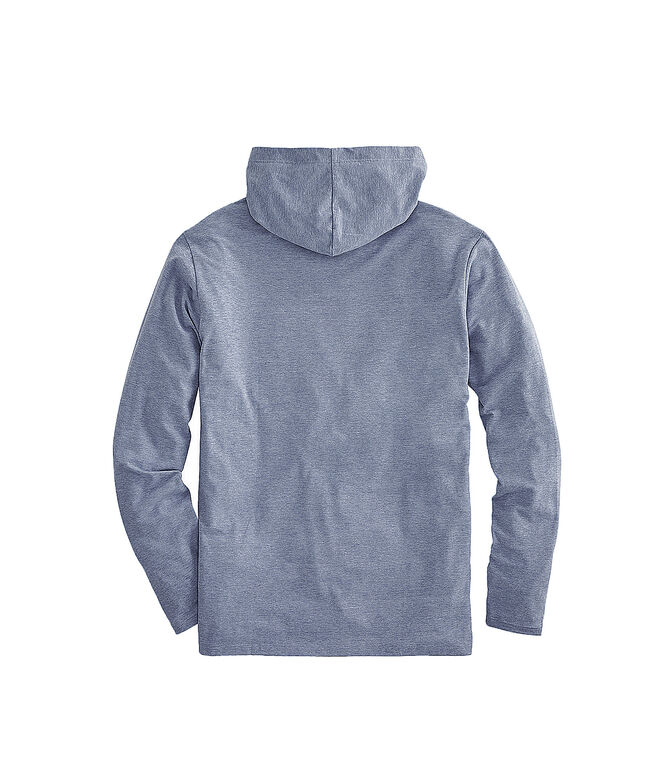 Long-Sleeve Edgartown Hoodie T-Shirt