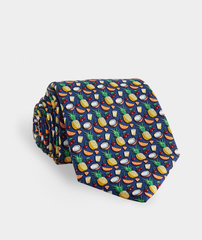 Bahama Mama Printed Tie