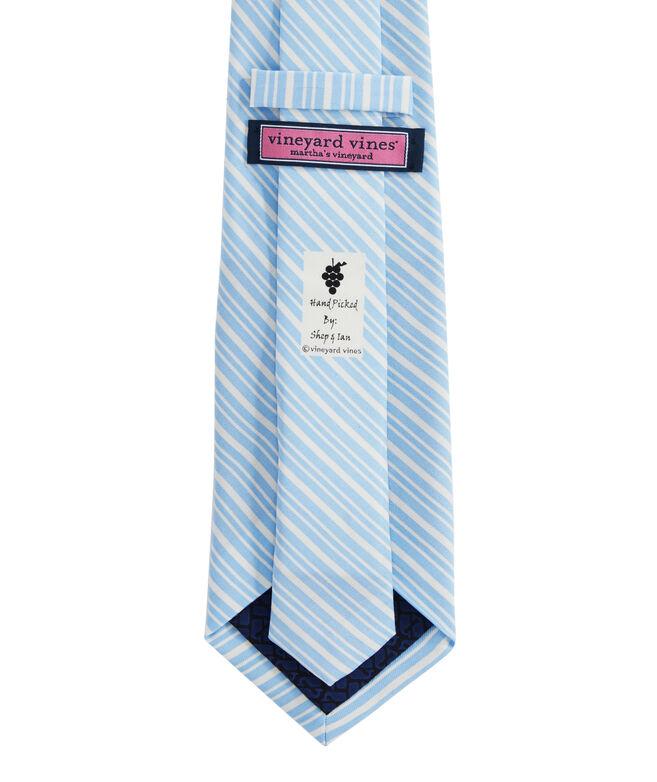 Boys' Varsity Stripe Printed Tie