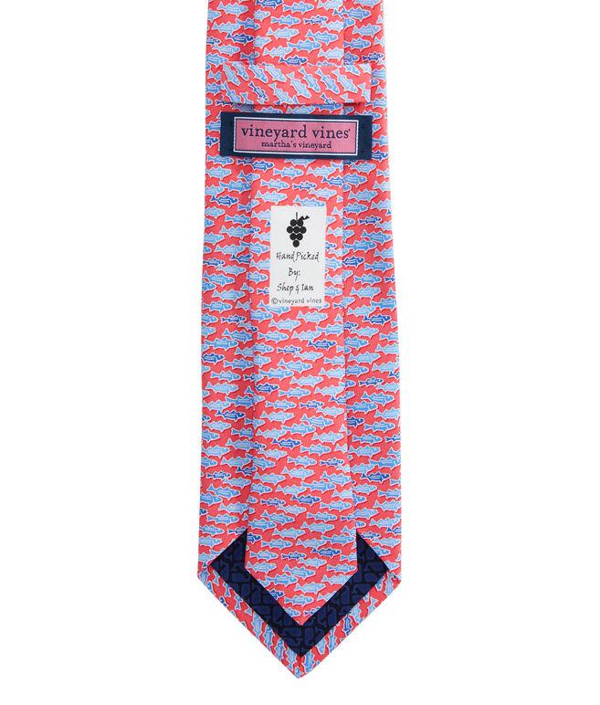 Striped Bass Tie