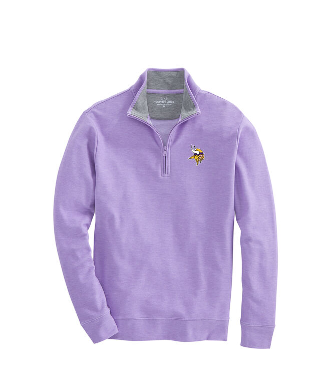 Minnesota Vikings Saltwater 1/4-Zip