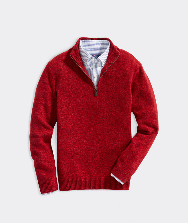 Easton Cashmere 1/4-Zip