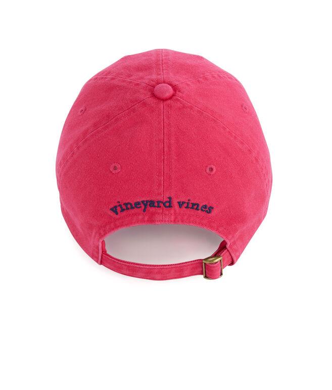 Womens Classic Twill Baseball Hat