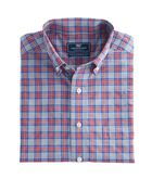 Wind Tide Plaid Classic Murray Shirt