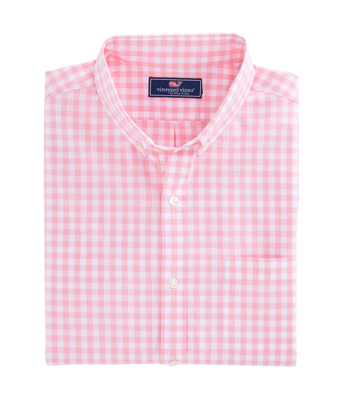 Description of Pink Gingham for screen readers