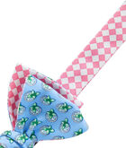 Mint Julep 2-Panel Bow Tie