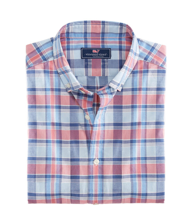 OUTLET Men's Topsail Performance Classic Whale Shirt