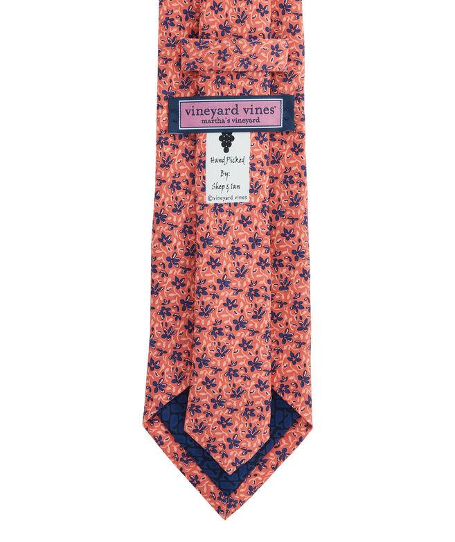 Spring Flowers Tie