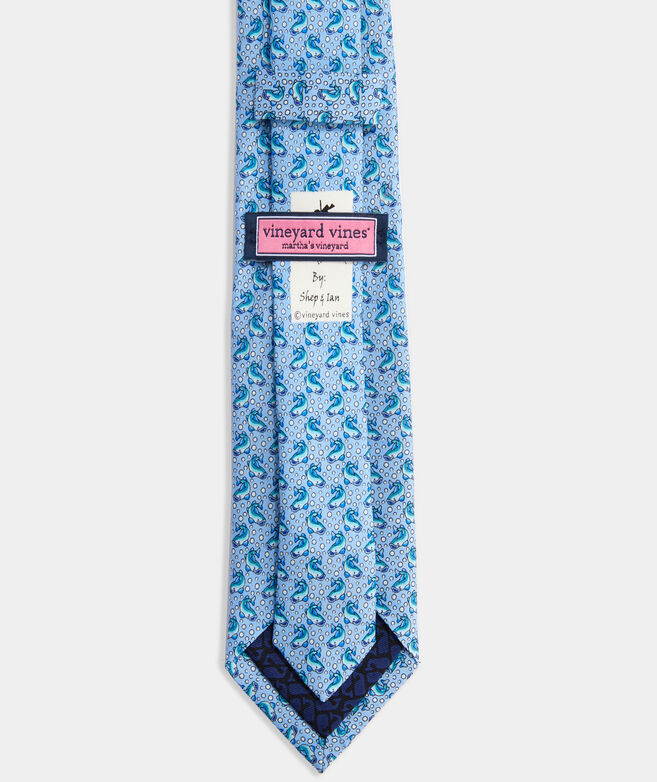 Boys' Downstream Fish Printed Tie