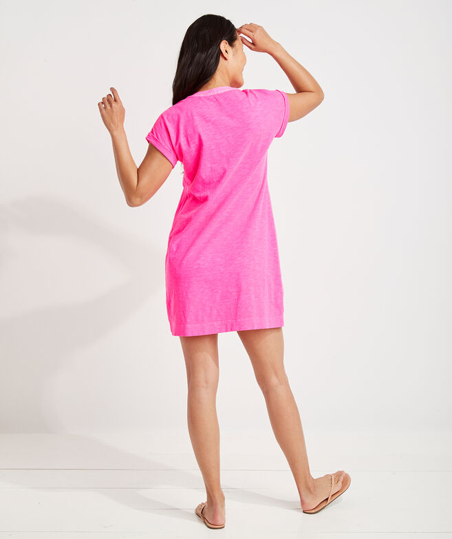 Garment-Dyed Surfside Cover-Up