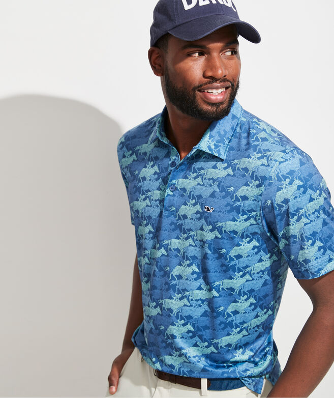 Kentucky Derby Sankaty Performance Polo