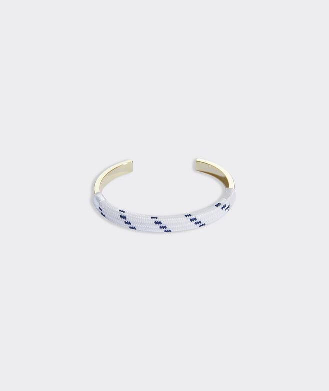 Halyard Cuff Bracelet