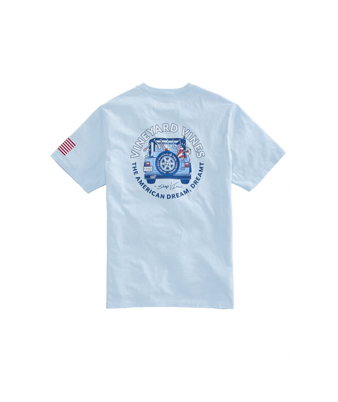 American Dream Dreamt Pocket T-Shirt