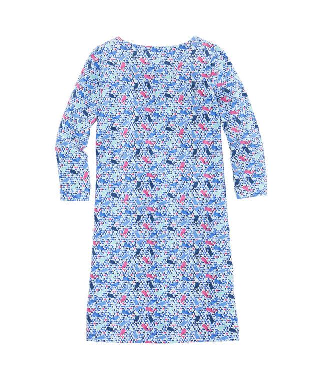 Girls Tisbury Knit Dress