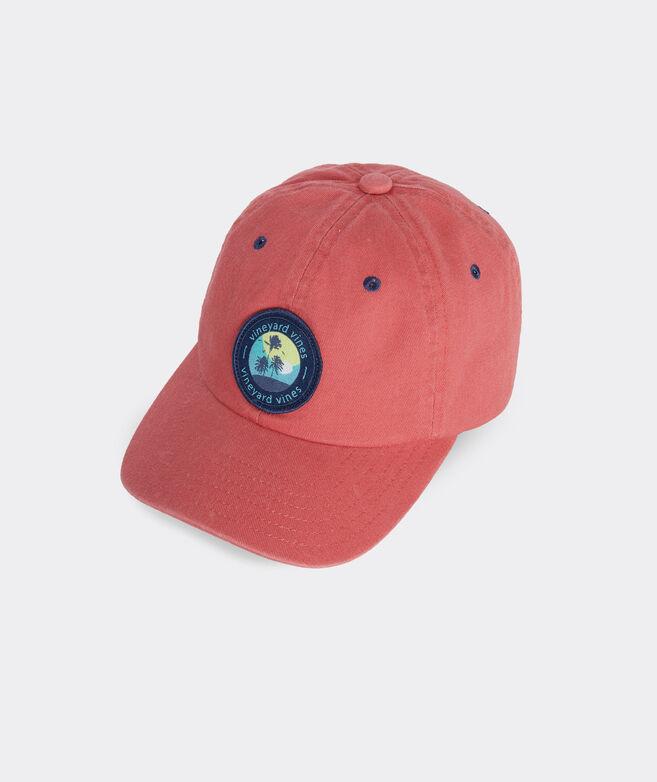 Boys' Palm Patch Baseball Hat