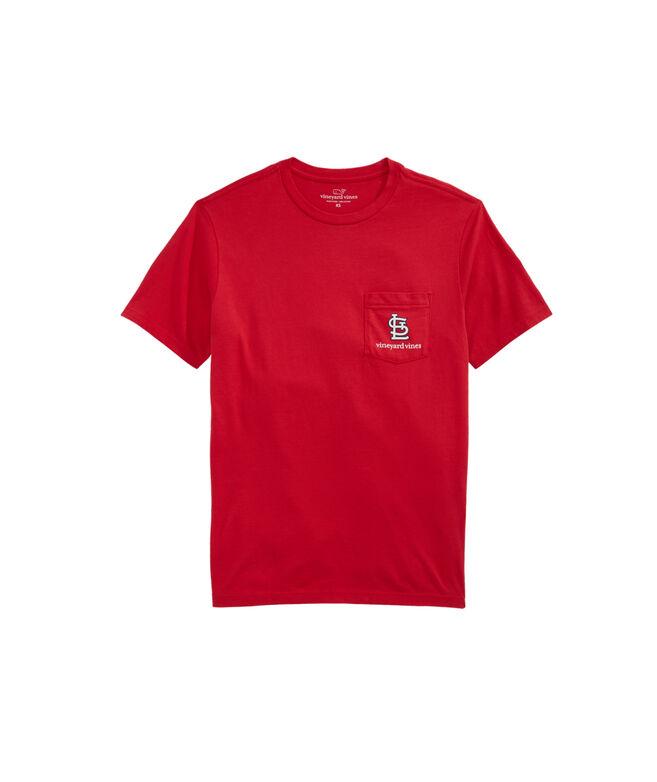 St. Louis Cardinals Circle Logo T-Shirt