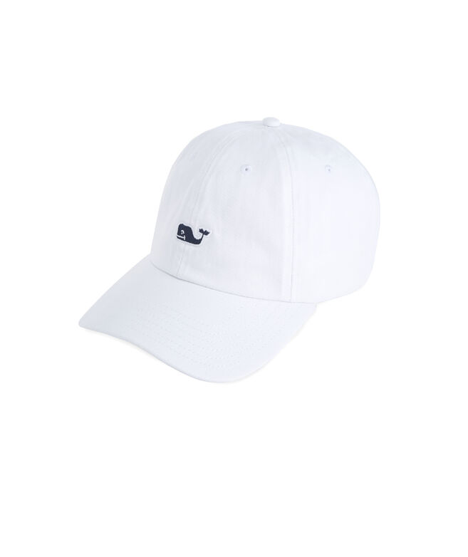 ce35874d3b3 Shop Signature Whale Logo Baseball Hat at vineyard vines