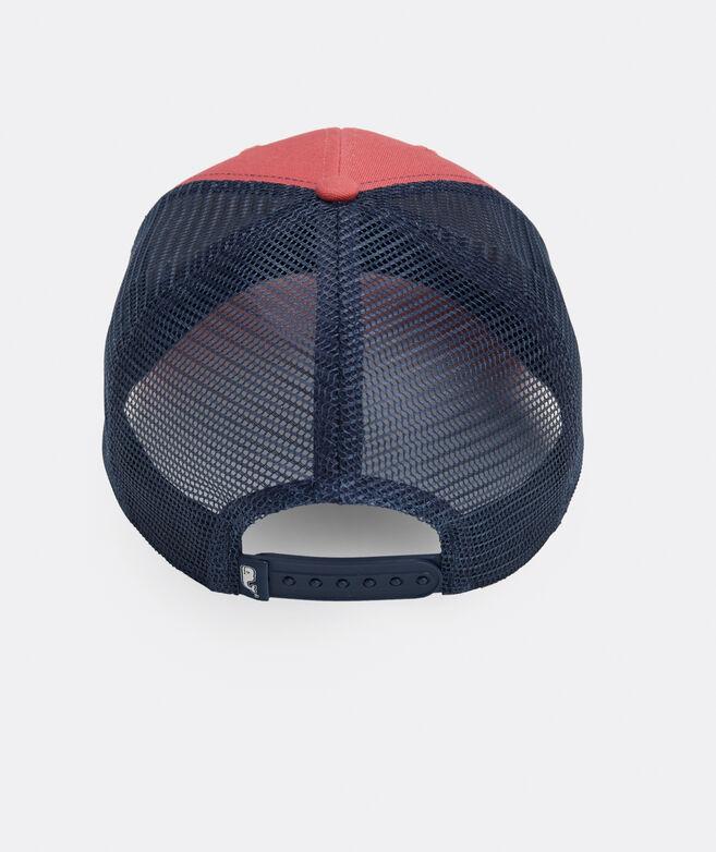 Sportfisher Side Hit Patch Trucker Hat