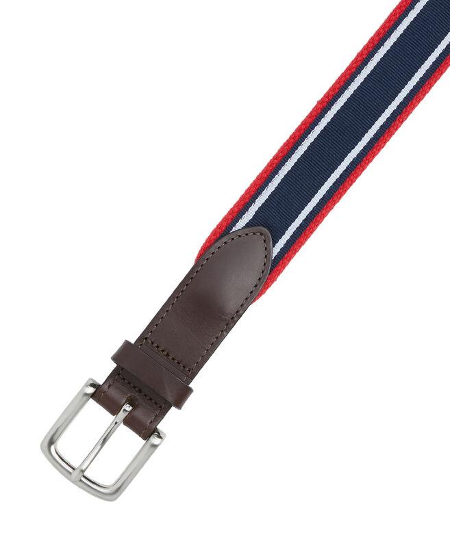 Sailor Stripe Ribbon Belt