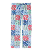 Boys Patchwork Whale Lounge Pants