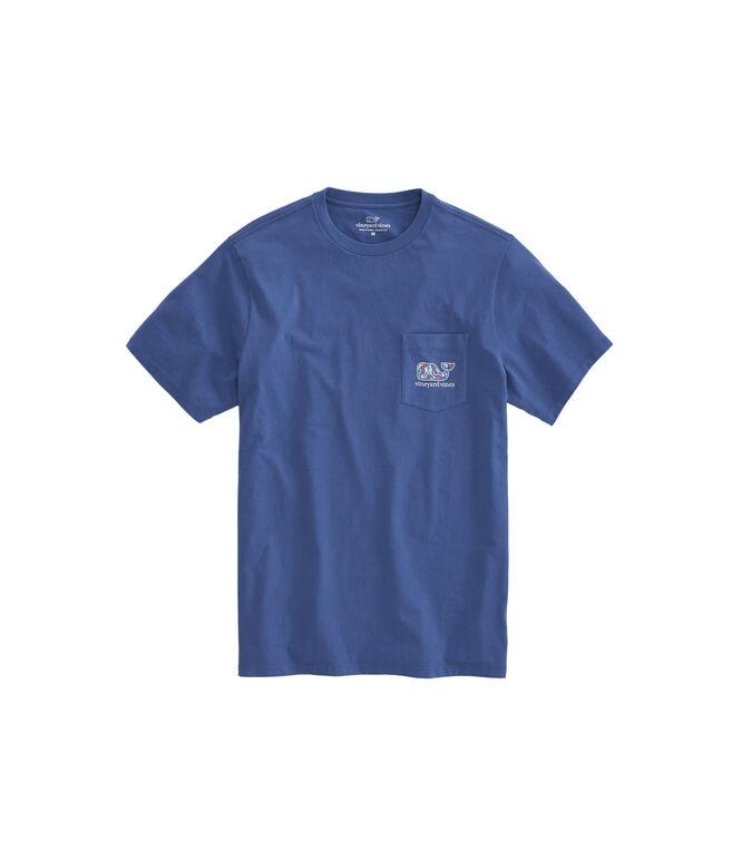 Camo Lobster Pocket T-Shirt