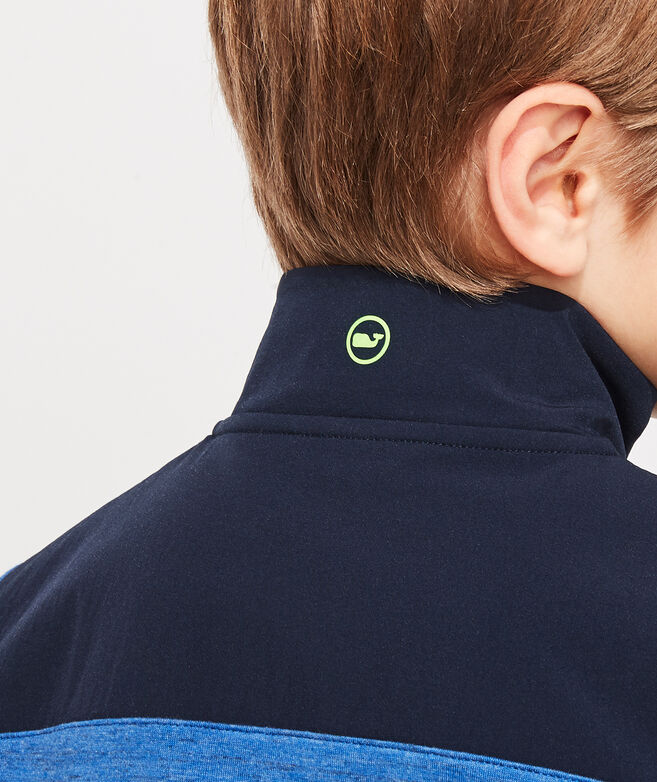 Boys' 1/2-Zip Shep Shirt