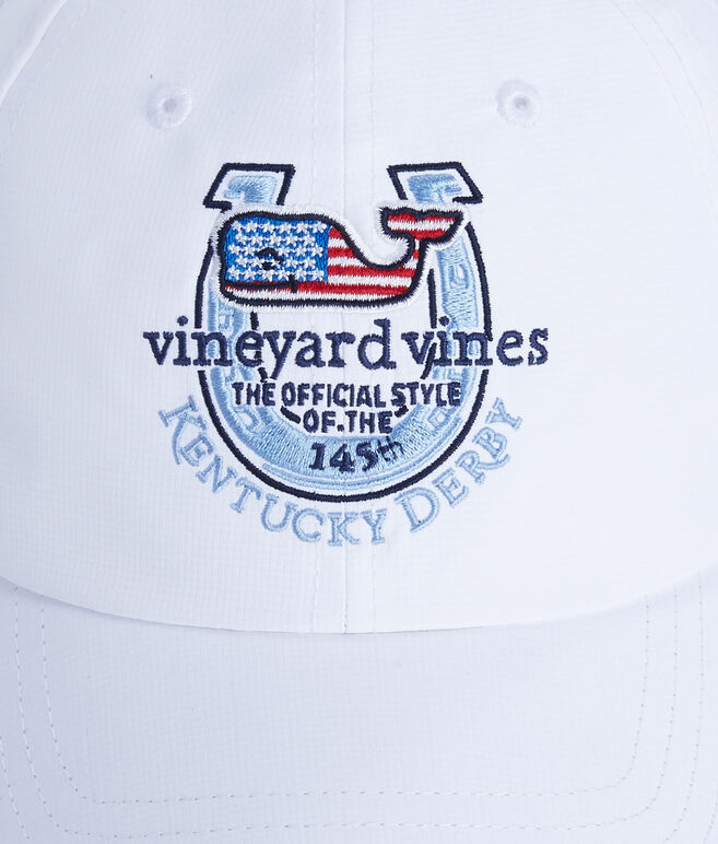 Classic Performance Derby Logo Hat