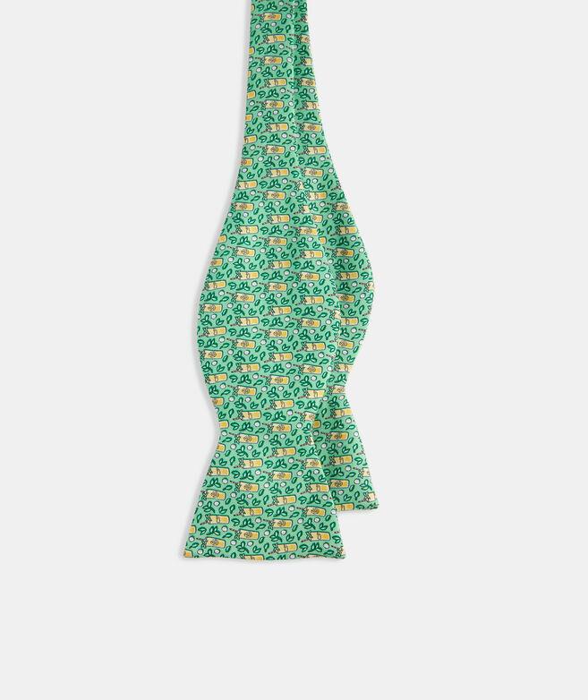 Kentucky Derby Mint Julep Bow Tie